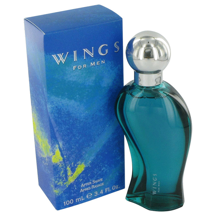 WINGS by Giorgio Beverly Hills After Shave 3.4 oz Men