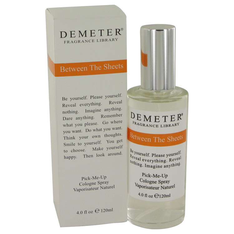 Demeter by Demeter Between The Sheets Cologne Spray 4 oz Dama