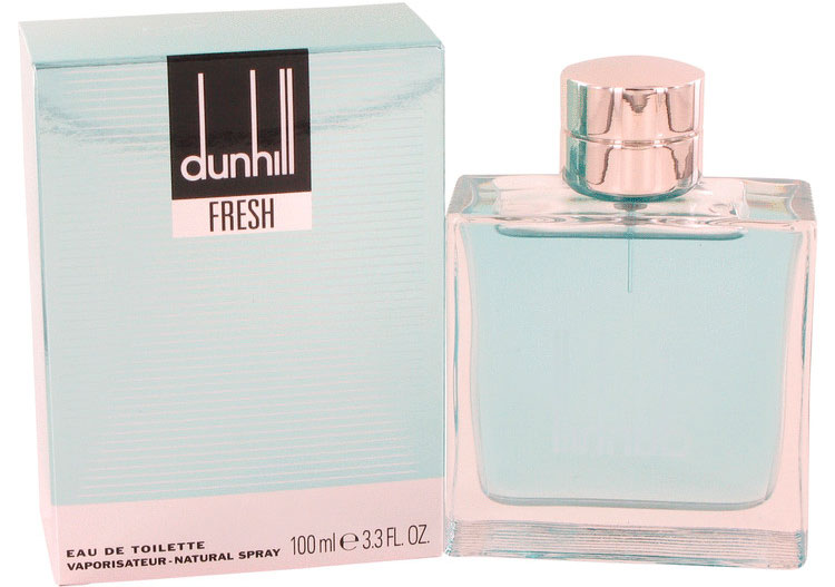 Dunhill Fresh by Alfred Dunhill EDT Spray 3.4 oz Caballero
