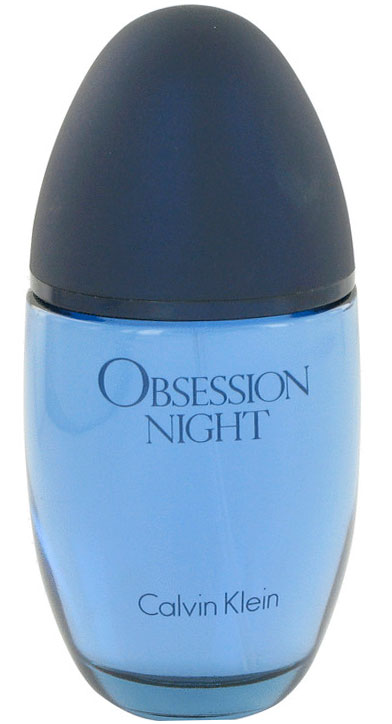 Obsession Night By Calvin Klein 3.4 oz EDP Spray (unboxed) Dama
