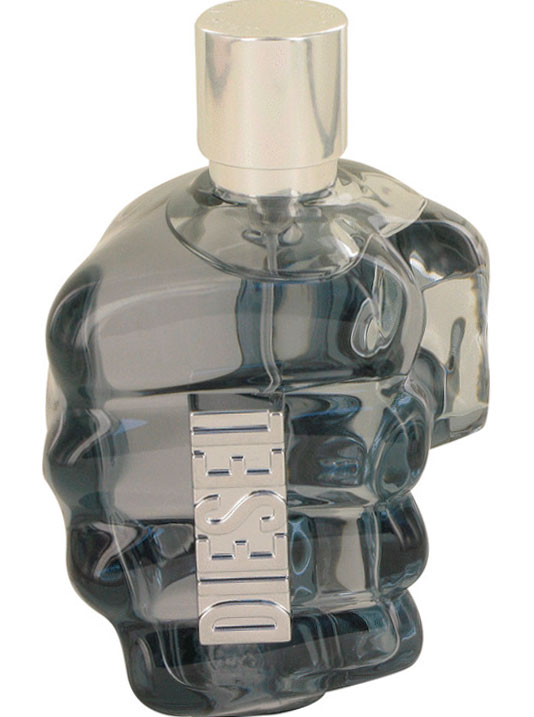 Only The Brave Tattoo By Diesel 4.2 oz EDT Spray (unboxed) Men