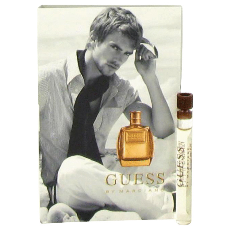 Guess Marciano by Guess Vial (sample) 0.05 oz Men