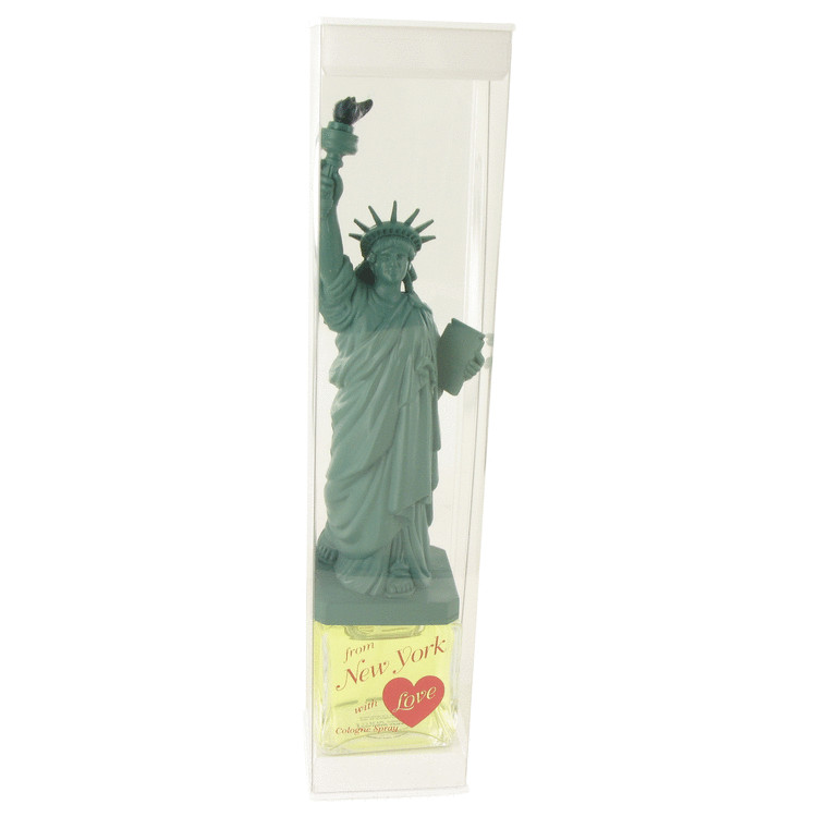 Statue Of Liberty by Unknown Cologne Spray 1.7 oz Dama